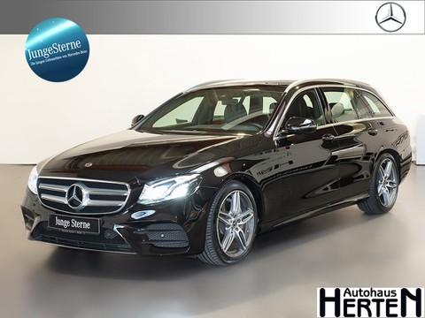 Mercedes-Benz E 220 T d AMG Line PSD Wildescreen