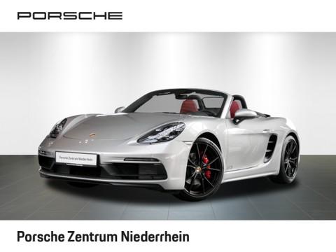 Porsche Boxster 718 GTS Sitzbelüftung