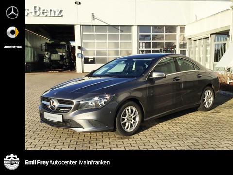 Mercedes-Benz CLA 180 undefined