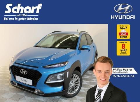 Hyundai Kona Trend Spurhalteassist