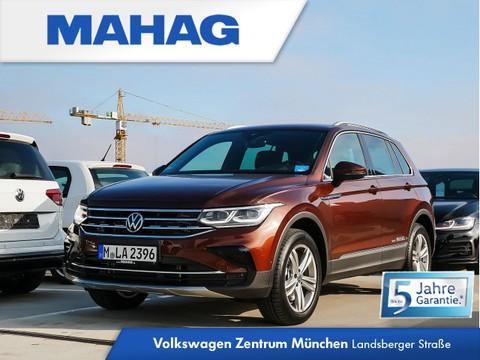 """Volkswagen Tiguan 2.0 TDI Elegance - """""""" inkl - """""""" - """" Access"""" - IQ LIGHT - Scheinwerfer - Verkehrszeichenerkennung - und lüftung - Anhängevorrichtung anklappbar"""