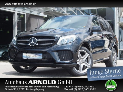 Mercedes GLE 250 d AMG Line Night
