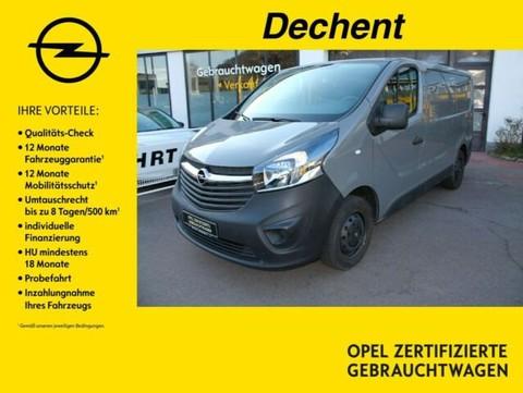 Opel Vivaro B Kastenwagen L1