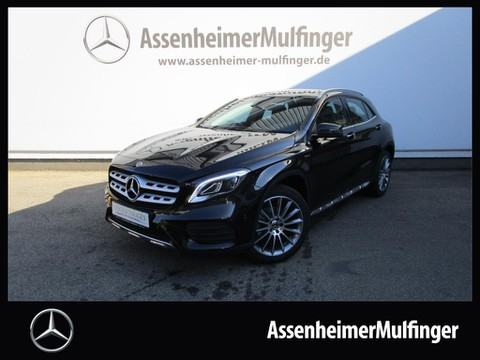 Mercedes-Benz GLA 180 6dTEMP UrbanStyle AMG PSD 19Z