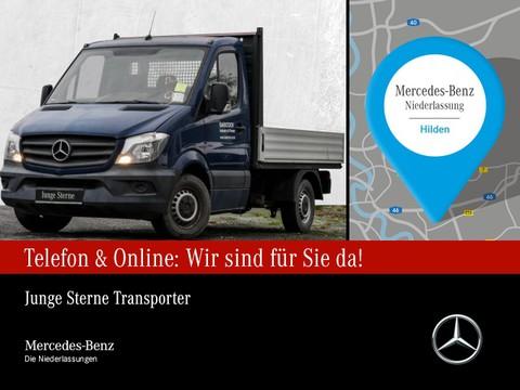 Mercedes-Benz Sprinter 313 Pritsche Kompakt
