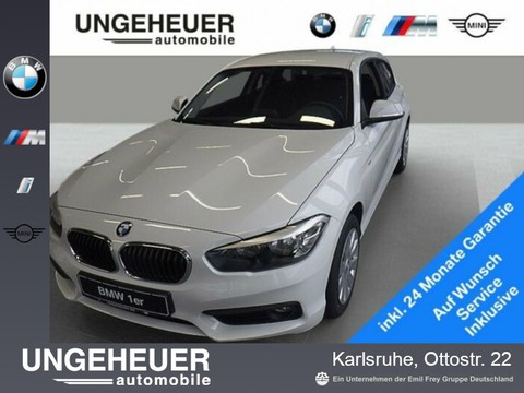 BMW 118 i igkeit