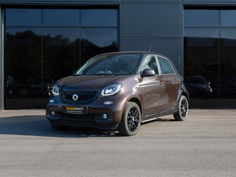 smart ForFour electric drive Sportpaket