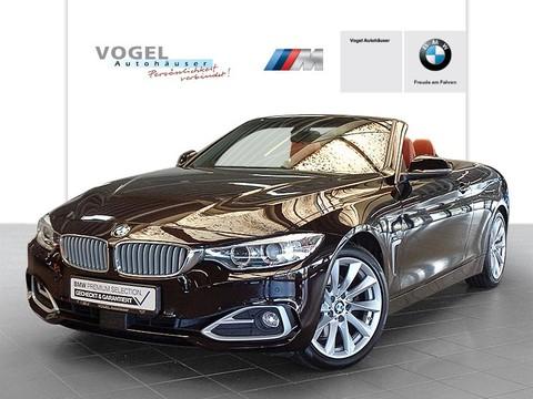 BMW 425 d Cabrio Modern Line Prof Aktiver Lichtpaket