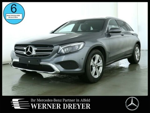 Mercedes-Benz GLC 220 d AMG u