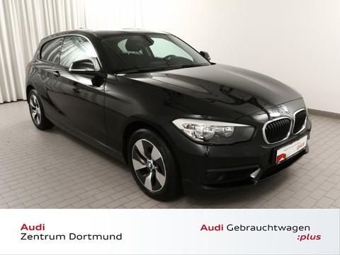 BMW 118 d xdrive Panodach