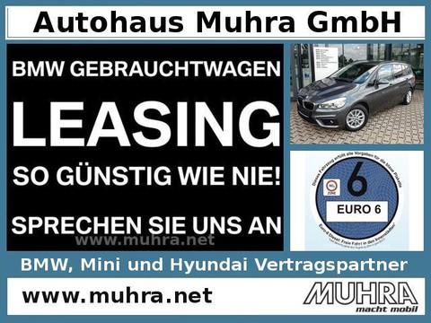 BMW 218 Gran Tourer 1.7 dAx eh UPE 500