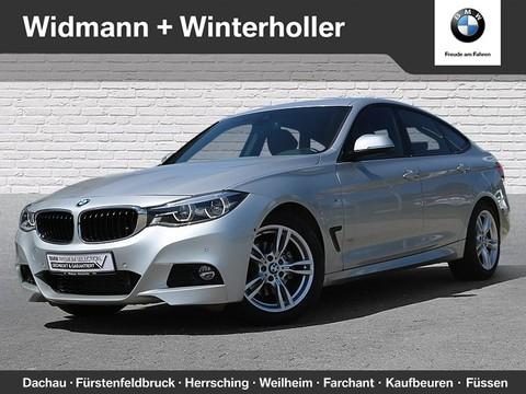 BMW 320 d Gran Turismo M Sportpaket
