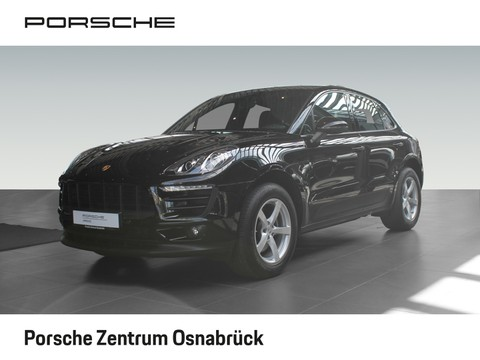 Porsche Macan Basis Connect Plus