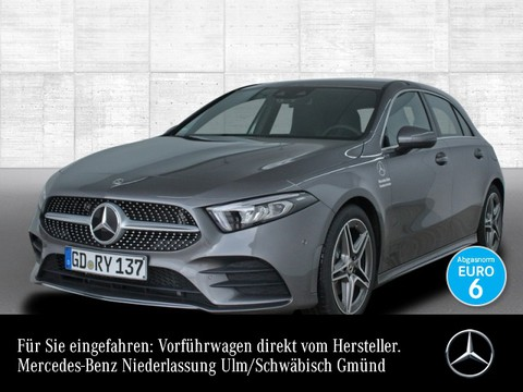 Mercedes A 180 AMG Premium MBUX-Augmented-Reality