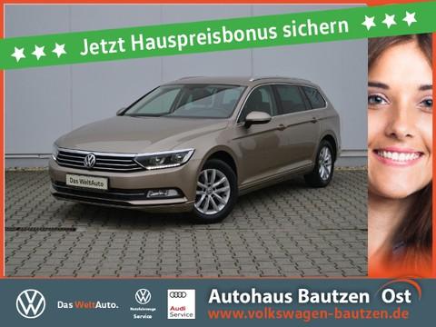 Volkswagen Passat Variant 1.6 TDI Comfortline SCHEI