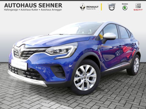 Renault Captur Experience TCe 100 GPF