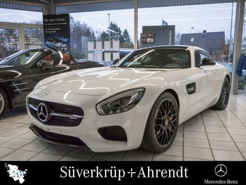 Mercedes AMG GT S Night Dynamic Plus Performance