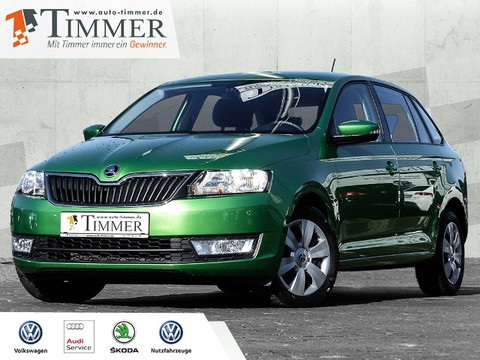 Skoda Rapid 1.6 TDI Spaceback Ambition BOLERO