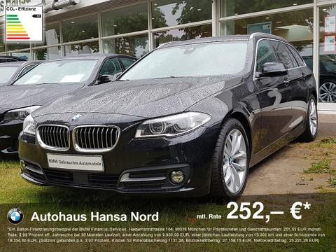 BMW 520 d T