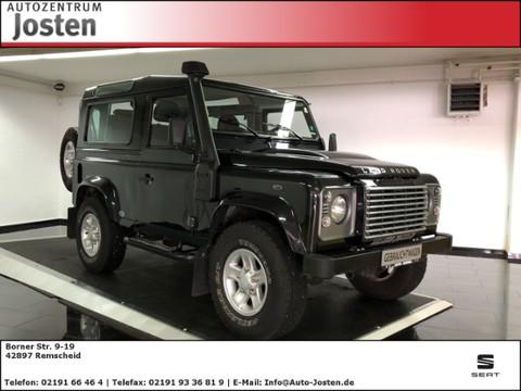 Land Rover Defender 90 SE Station Wagon TD4