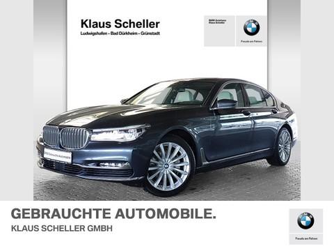 BMW 730 d xDrive Limousine Gestiksteuerung