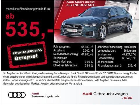 Audi S6 Avant TDI Allradlenk Luftfahrw
