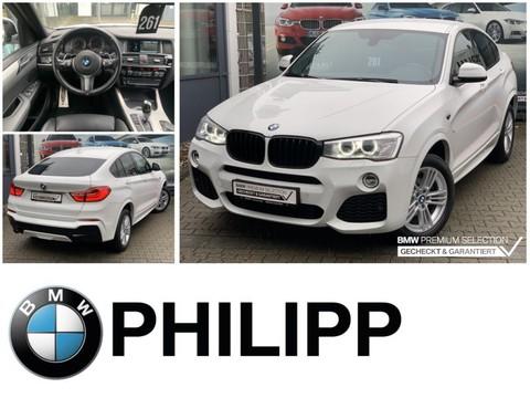 BMW X4 xDrive20d M Sportpaket