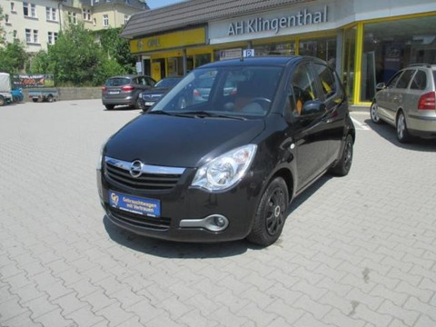 Opel Agila 1.0 Edition 48kW 65PS