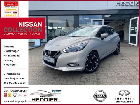 Nissan Micra N-WAY 2021 AUTOMATIK
