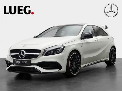 Mercedes A 45 AMG Exklusiv Night