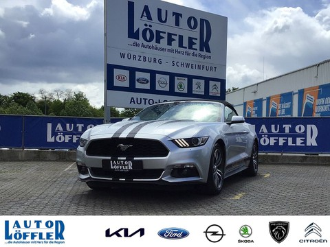 Ford Mustang 2.3 l Convertible - Automatik