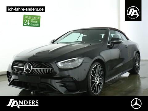 Mercedes-Benz E 300 Cabrio AMG Burm Night Wide Memo EQ