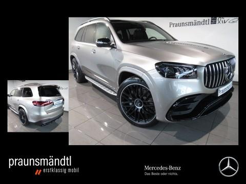 Mercedes-Benz GLS 63 AMG Carbon Night Vmax 3D TV