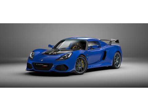 Lotus Exige Sport 420 DAYTONA BLUE by LOTUS HAESE