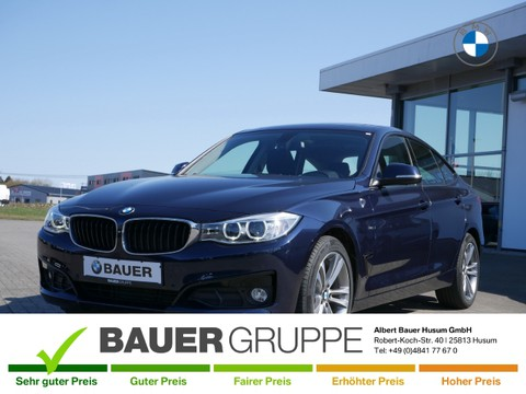 BMW 320 Gran Turismo d El