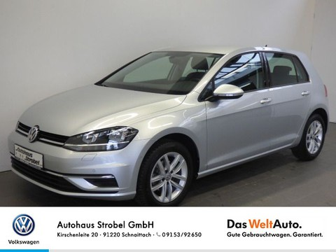 Volkswagen Golf 1.0 TSI VII Comfortline Anschlussg Len