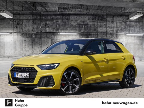 Audi A1 Launch Edition white 30 TFSI