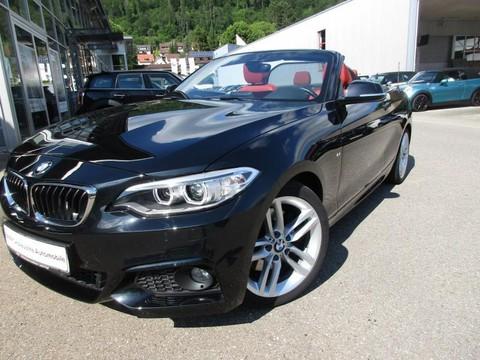 BMW 228 i Cabrio M Sport
