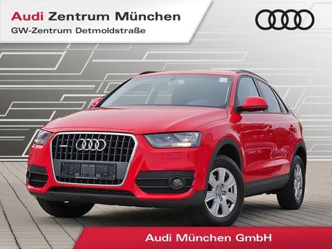 Audi Q3 2.0 TDI qu Licht