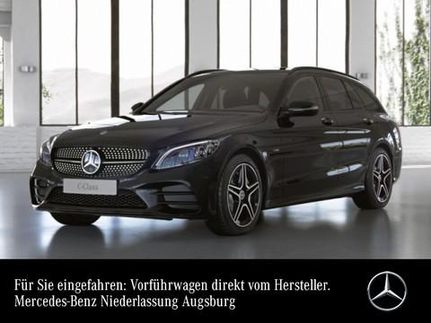 Mercedes-Benz C 300 de T AMG Night Fahrass
