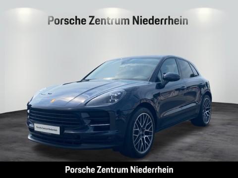 Porsche Macan 21-Zoll Spyder Design Räder