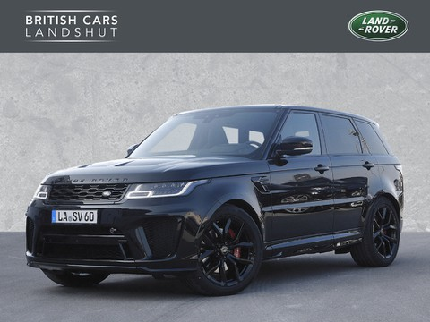 Land Rover Range Rover Sport SVR MY18