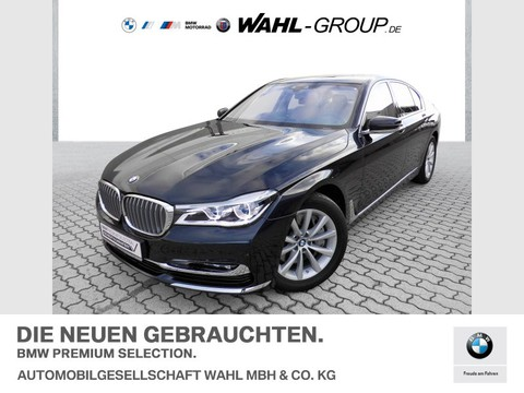 BMW 750 d xDrive Pure Excellence | Laserlicht