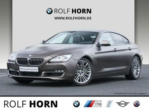 BMW 640 Gran Coupe H&K