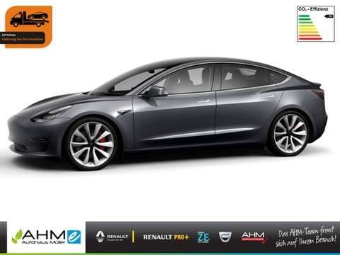 Tesla Model 3 Performance | Long Range - Dual Motor - AP2 Aktiv