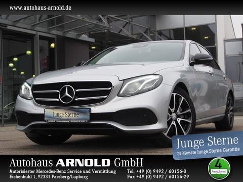 Mercedes E 350 d Avantgarde Night