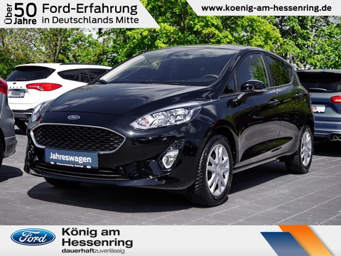 Ford Fiesta 1.5 TDCi Cool Connect Winter-Pkt