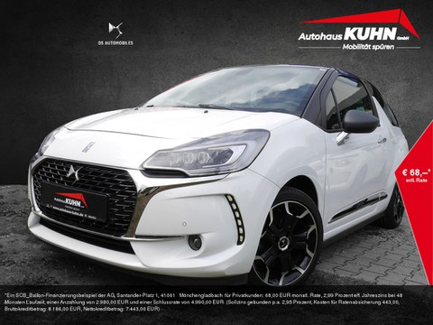 DS Automobiles DS 3 PureTech 110 EAT6 S&S Connected Chic