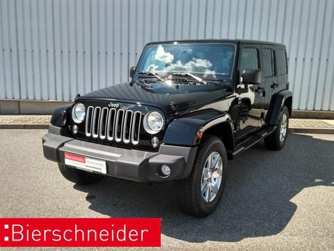 Jeep Wrangler 3.6 l Unlimited Sahara MY18 DUAL TOP