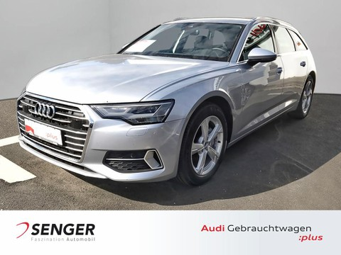 Audi A6 2.0 TDI Avant Sport 40 Business-Paket